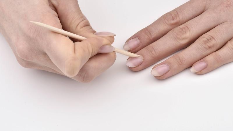 Ist Ihre Nagelhaut eingerissen, lässt sich einiges tun.