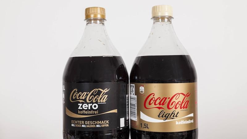 Inhaltstoffe von Cola Zero: So gesund ist das zuckerfreie Getränk