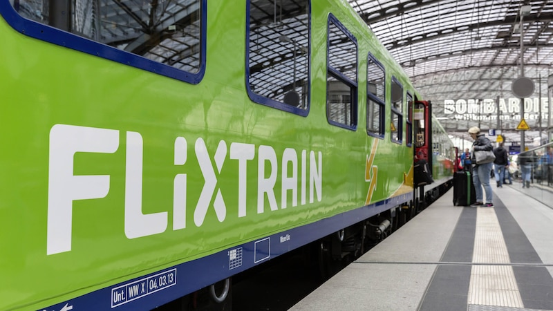 Flixtrain: So stornieren Sie Ihr Ticket