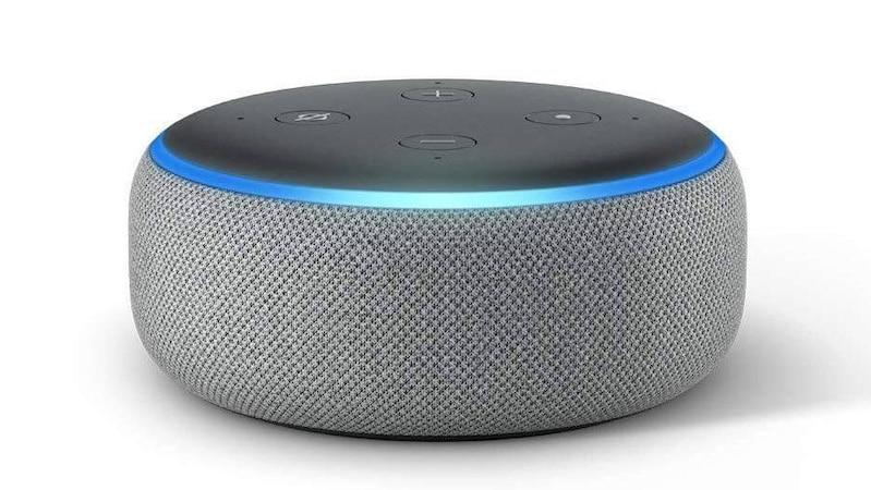 Die Amazon Echo Geräte updaten sich automatisch.