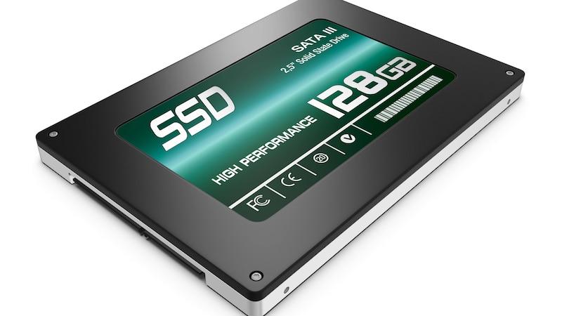 SSD Festplatten lassen sich optimieren.