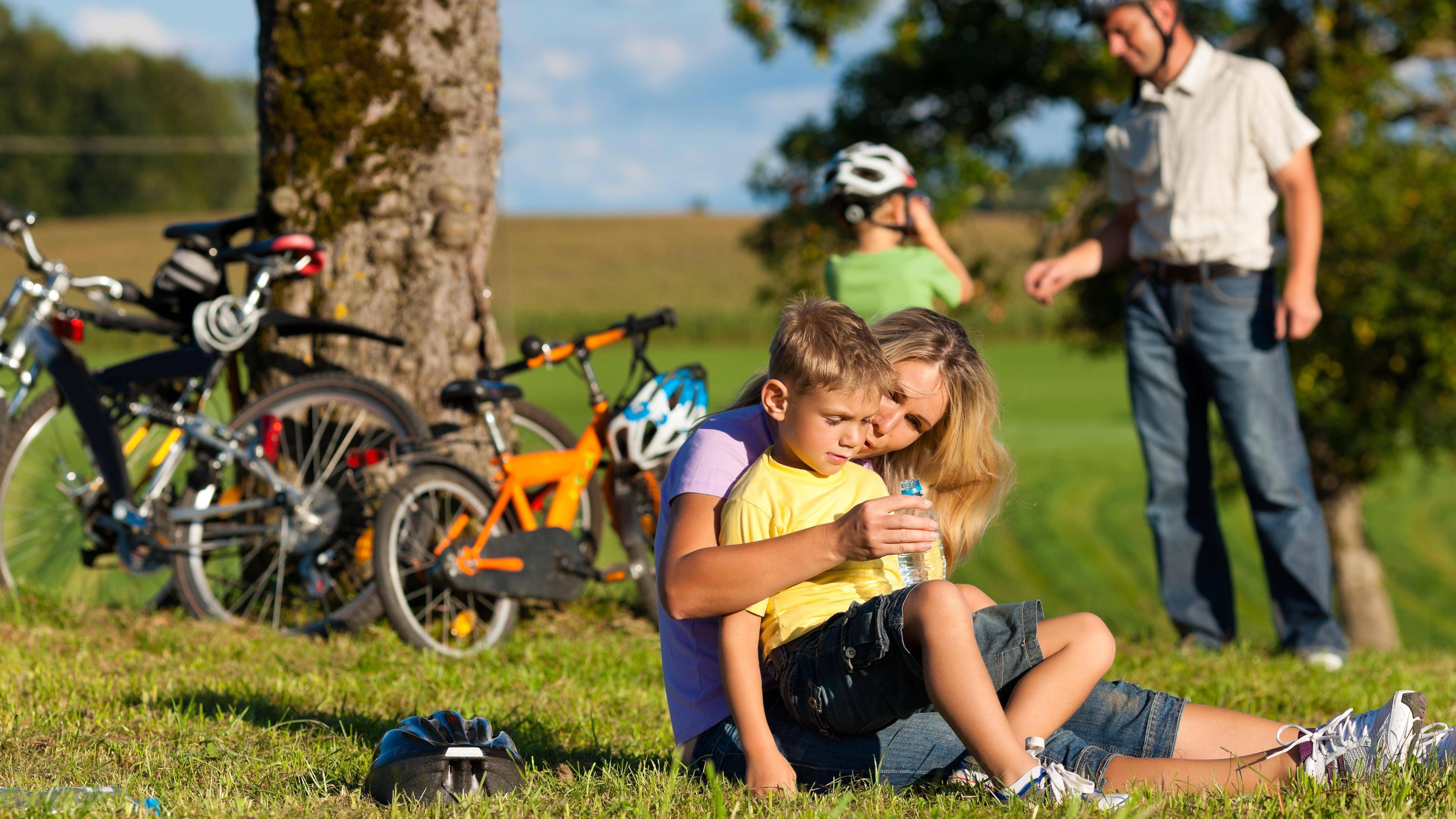 Fahrradurlaub mit Kindern: Tipps für Radreisen mit Kindern
