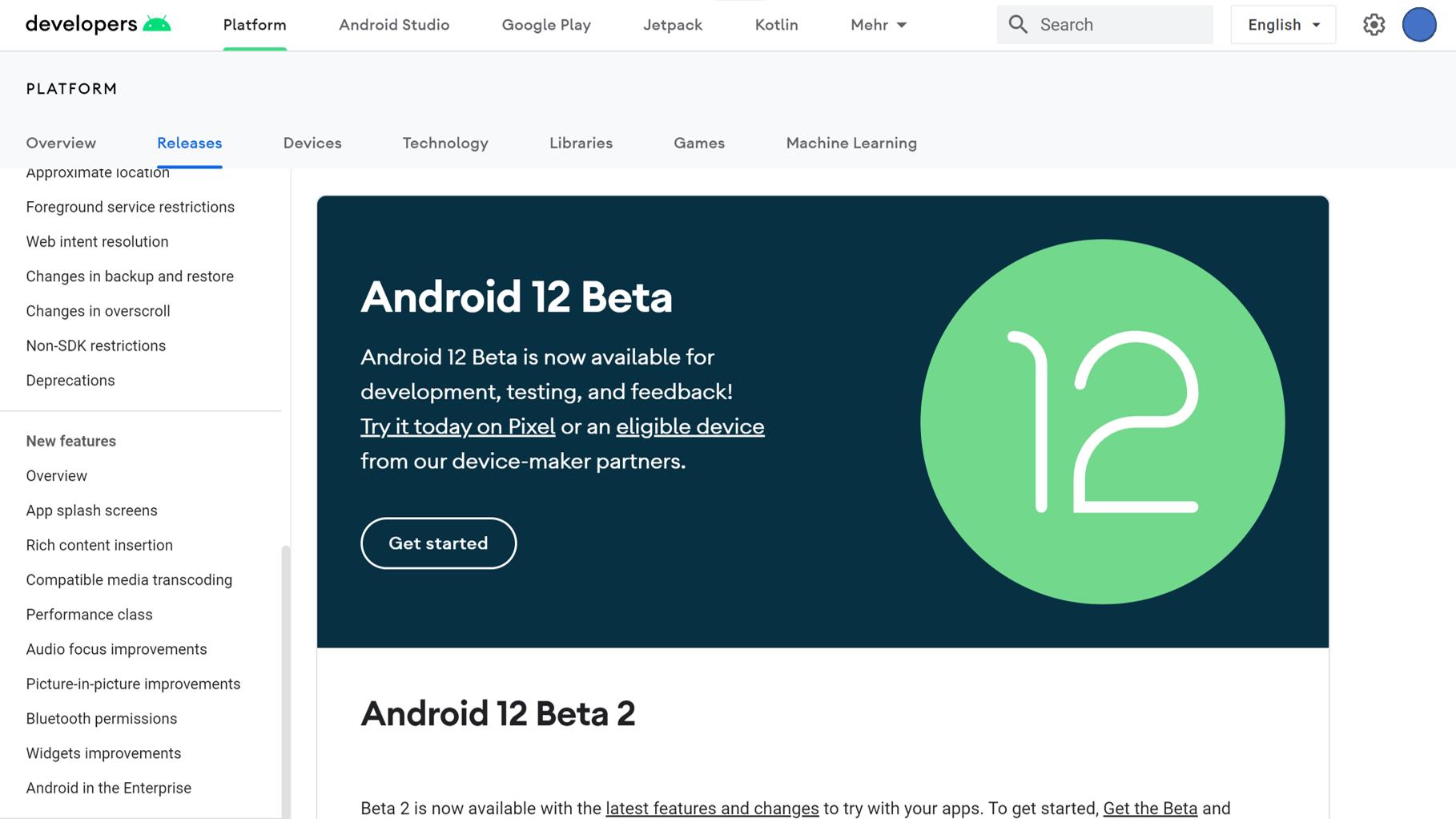 Android 12 Update - warten Sie auf Informationen, ob Ihr Smartphone auch ein Update bekommt.