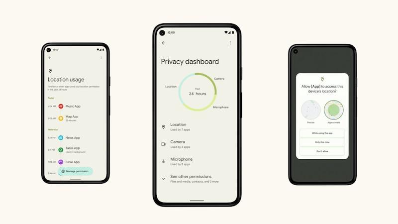 Android 12 bringt viele neue Features mit sich.