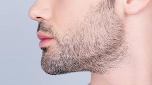 Auch ein 3-Tage-Bart will gepflegt werden.
