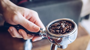 Bei einem guten Espresso kommt es auf die Bohne an.