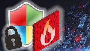 Mit der Firewall überwachen Sie die Zugriffe auf Ihren Rechner.