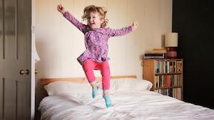 Eine gute Matratze soll vor allem guten Schlaf unterstützen. Eine gute Federung kann hier unterstützen.
