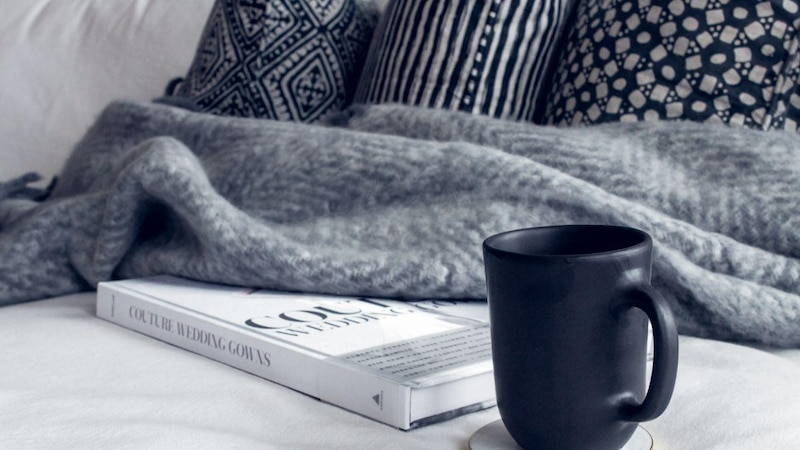 Kuschelig und weich: Günstige Wolldecken sorgen für ein gutes Gefühl und warme Füße.