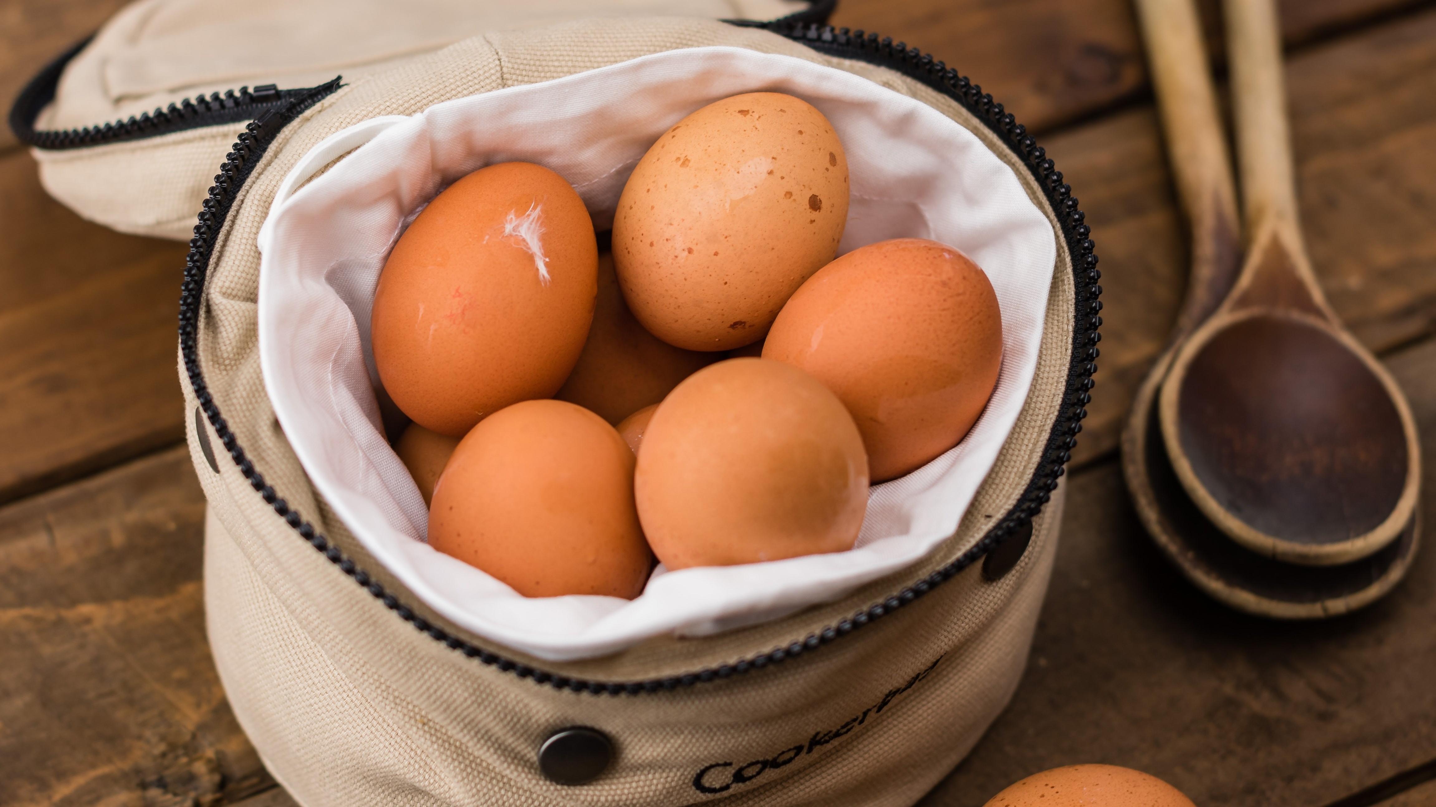 Eier lagern: Darauf sollten Sie achten
