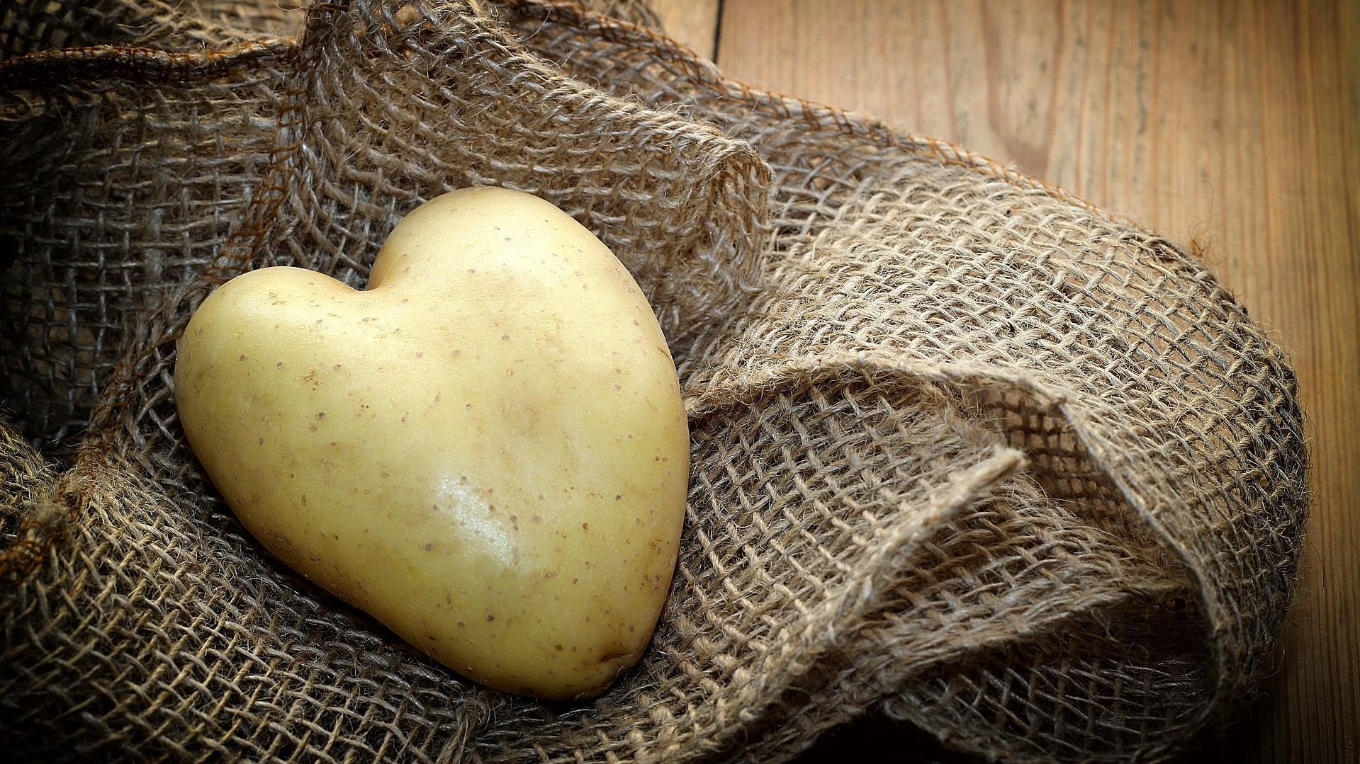 Kartoffeln sind gesund - zum Dickmacher werden Sie erst durch die Art der Zubereitung.