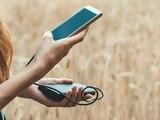 Mit einer Powerbank haben Ihre Mobilgeräte mehr Ausdauer.