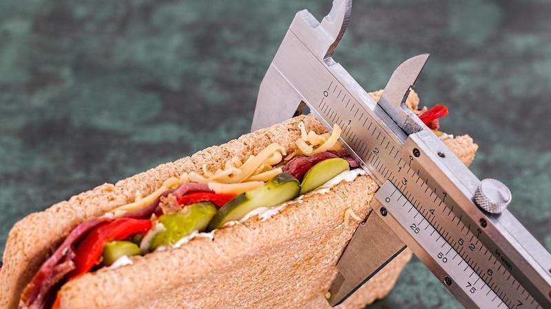 Viele Lebensmittel haben eine bestimmte Punktzahl und können nur in Maßen gegessen werden.