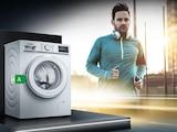 Einige Waschmaschinen bieten explizite Programme für Sportbekleidung.