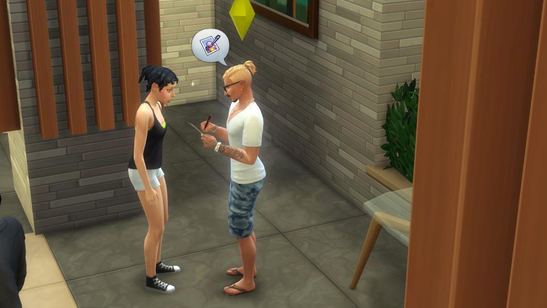 Ihre Sims können in der Erweiterung