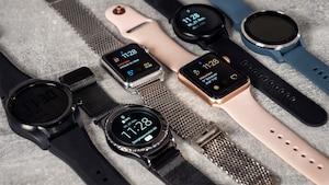 Auch bei den Smartwatches gibt es inzwischen eine große Auswahl.