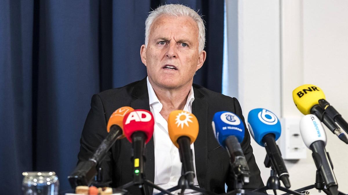 Peter de Vries starb mit 64 Jahren nach einem Attentat