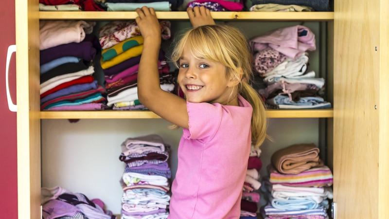 Kinderkleidung spenden: Tipps wohin Sie spenden können