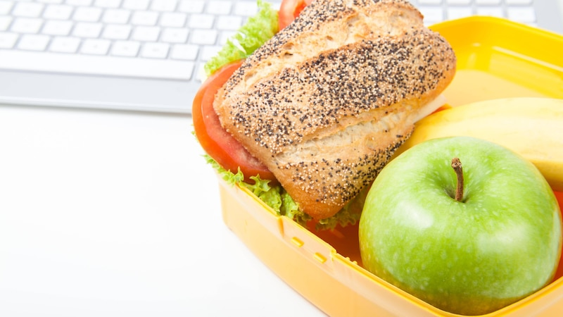 Leckeres Lunchpaket: 3 tolle Ideen