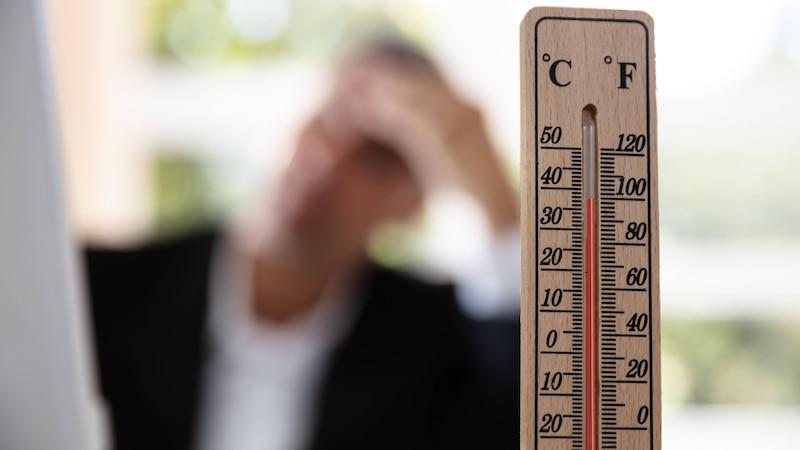 Die ideale Temperatur am Arbeitsplatz ist individuell verschieden, den rechtlichen Rahmen für zulässige Temperaturen gibt jedoch das Arbeitsschutzgesetz vor.