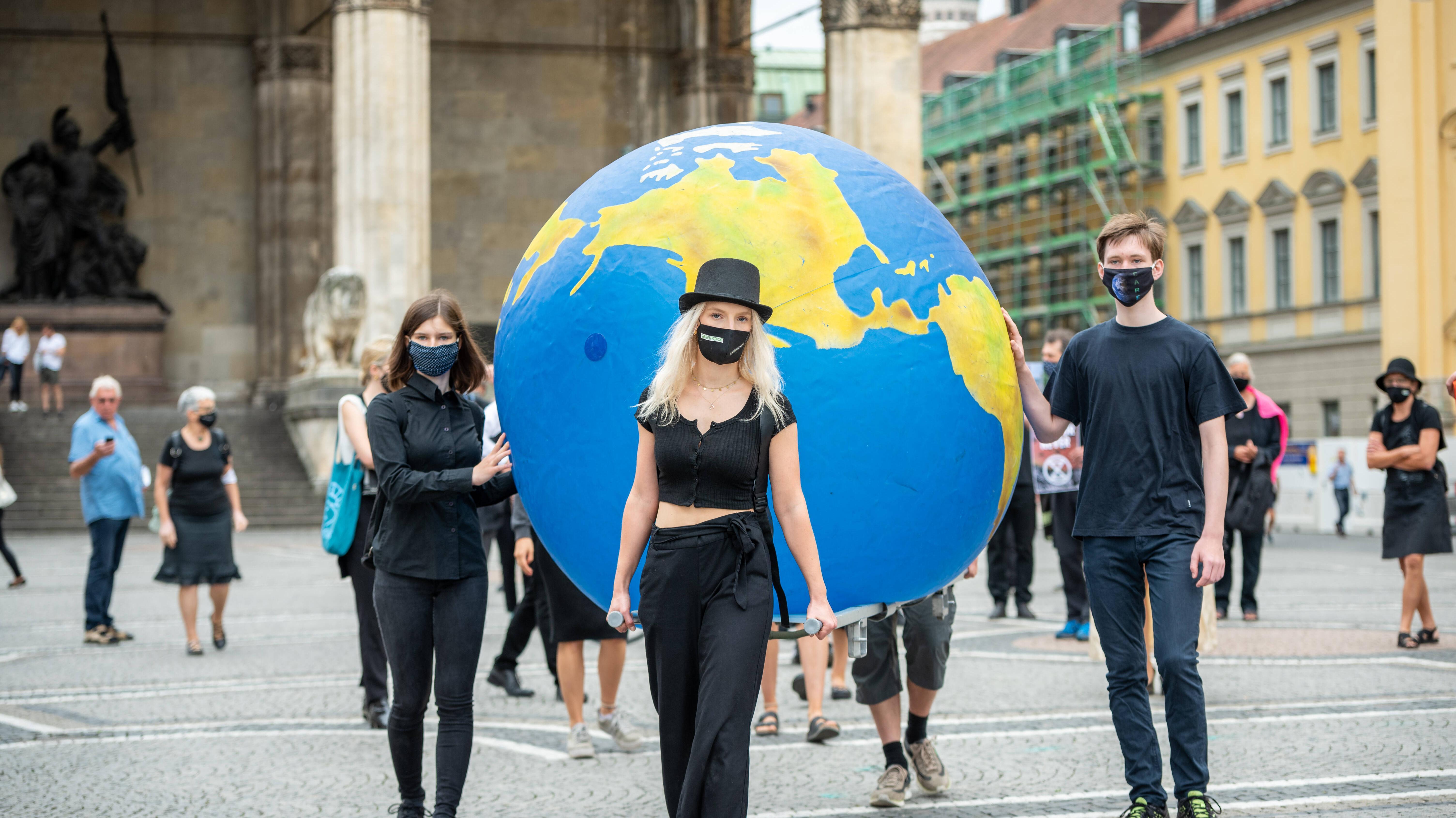 Earth Overshoot Day: Das hat es mit diesem Tag auf sich
