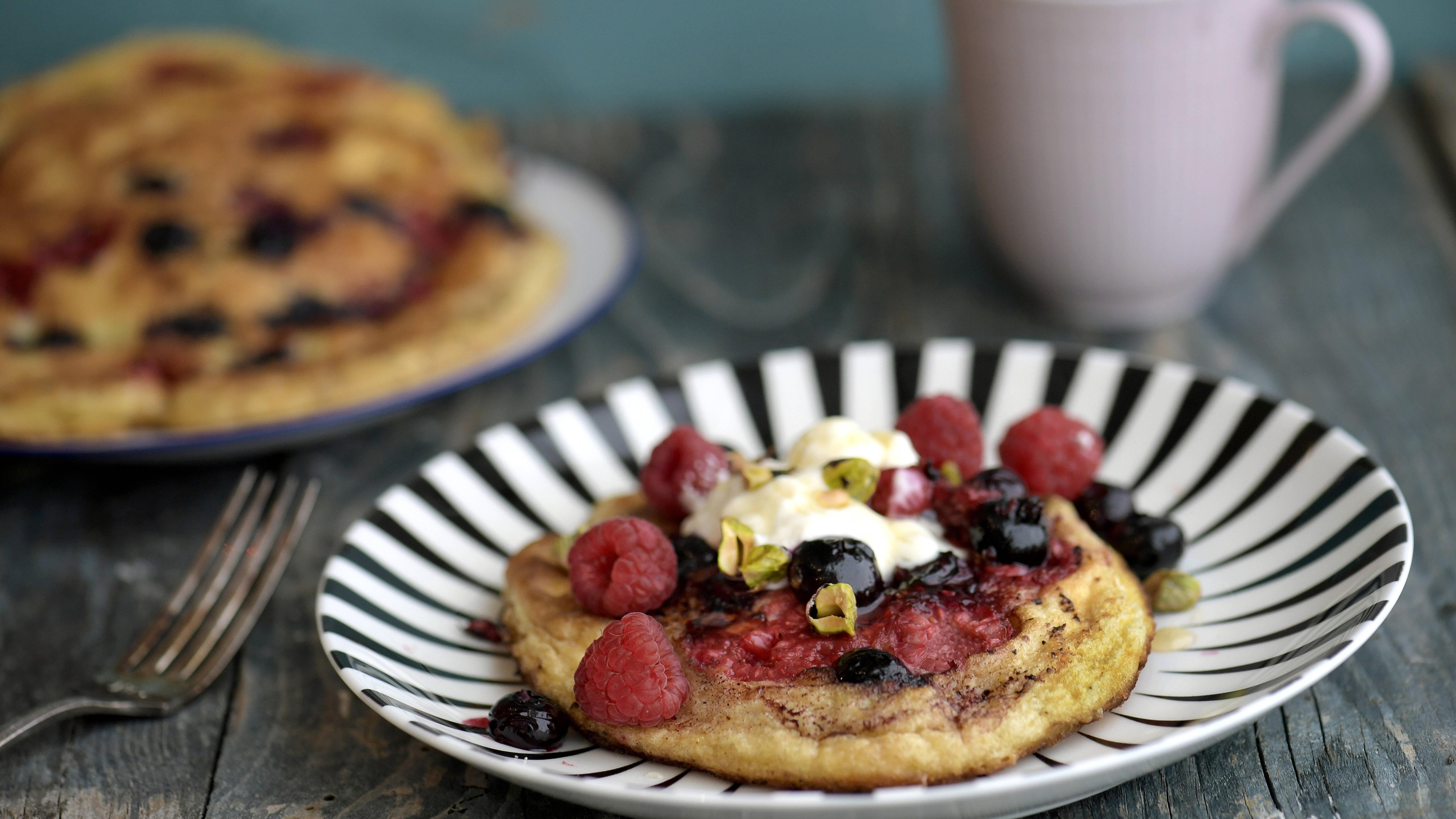 Das süße Frühstück ganz ohne schlechtes Gewissen.