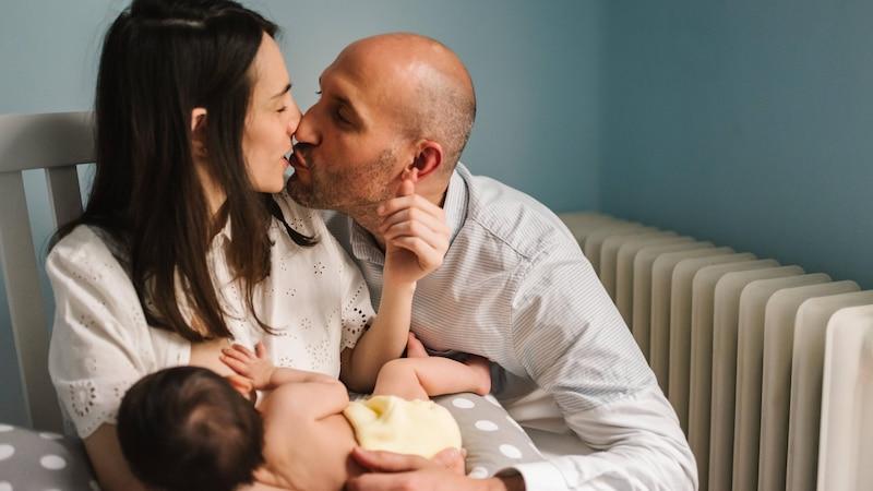Tipps für den ersten Sex nach der Geburt.