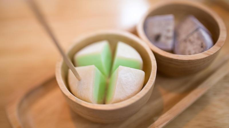 Mochi-Eis selber machen mit wenigen Zutaten