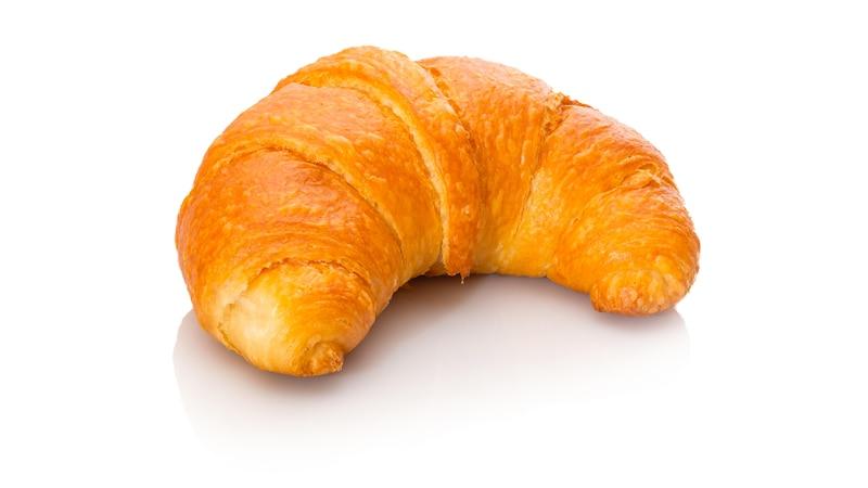Croissant flaky pastry, 05.04.2020 10:42:06, Copyright: xphotohomepagex Panthermedia28271198