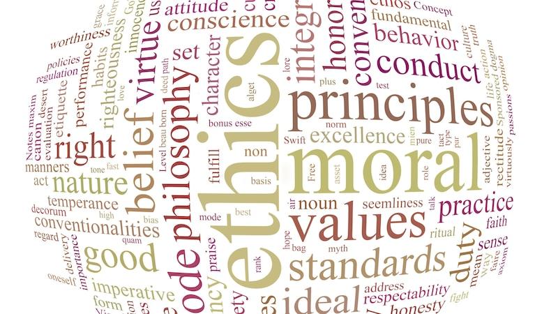 Was ist der Unterschied zwischen Ethik und Moral? Einfach erklärt