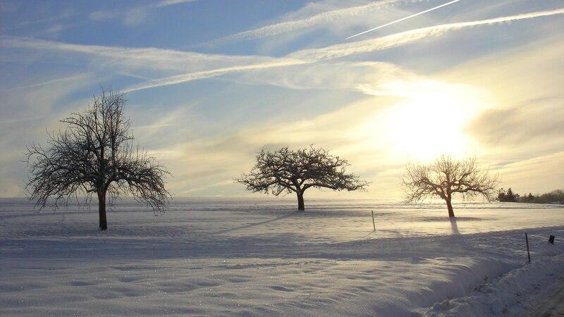 Was ist Schneeblindheit: Symptome und Behandlung
