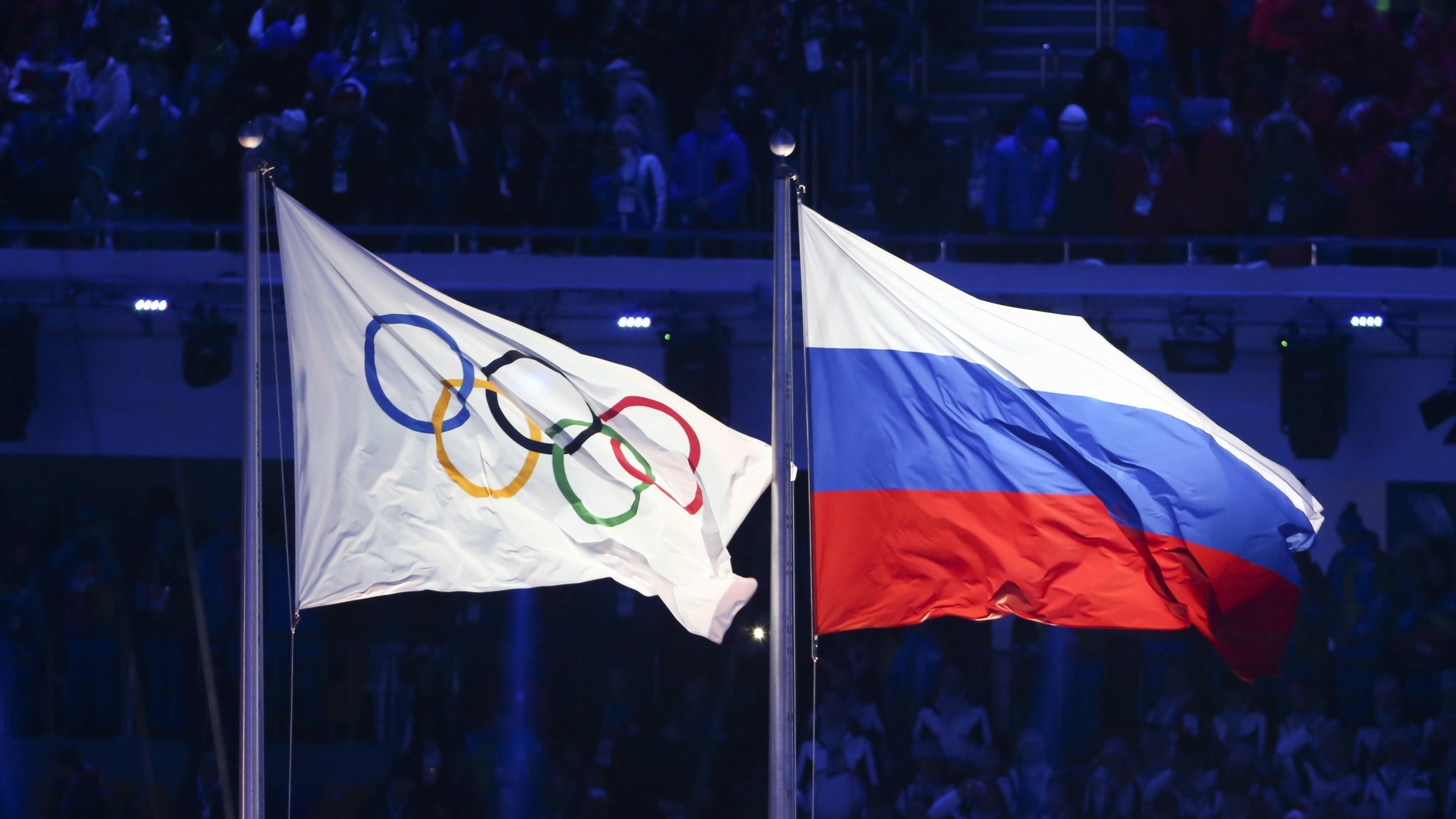Russland bei Olympia: Darum heißt das Team ROC