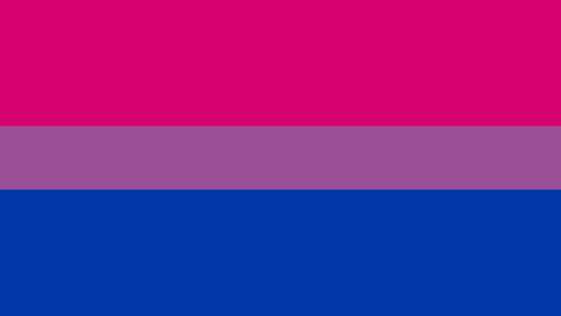 Bisexualität: Die Bedeutung der Flagge einfach erklärt