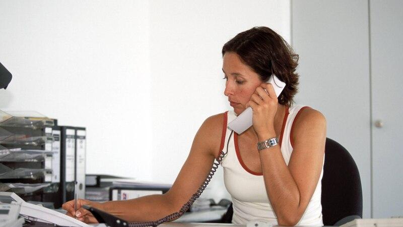 Angst vor dem Telefonieren: So gehen Sie damit um
