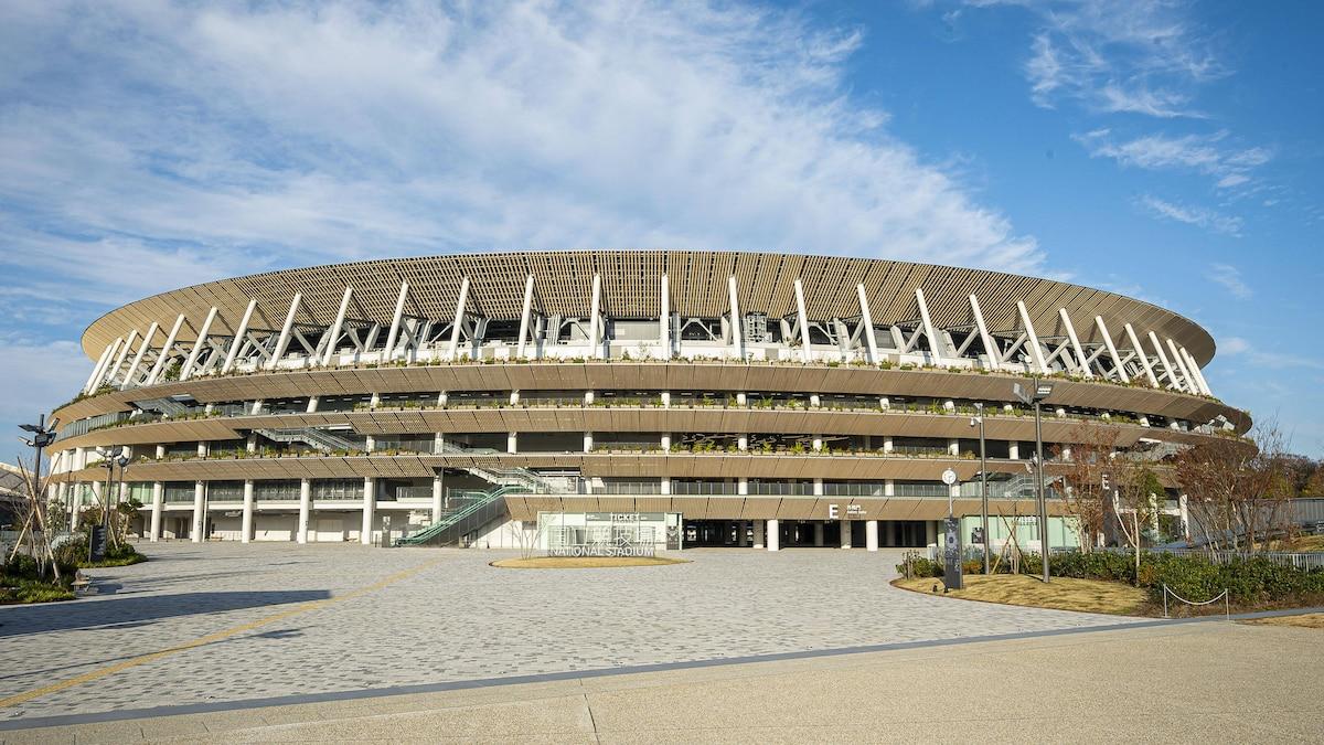 Das Kasumigaoka National Stadium ersetzt das Olympiastadion von 1964.