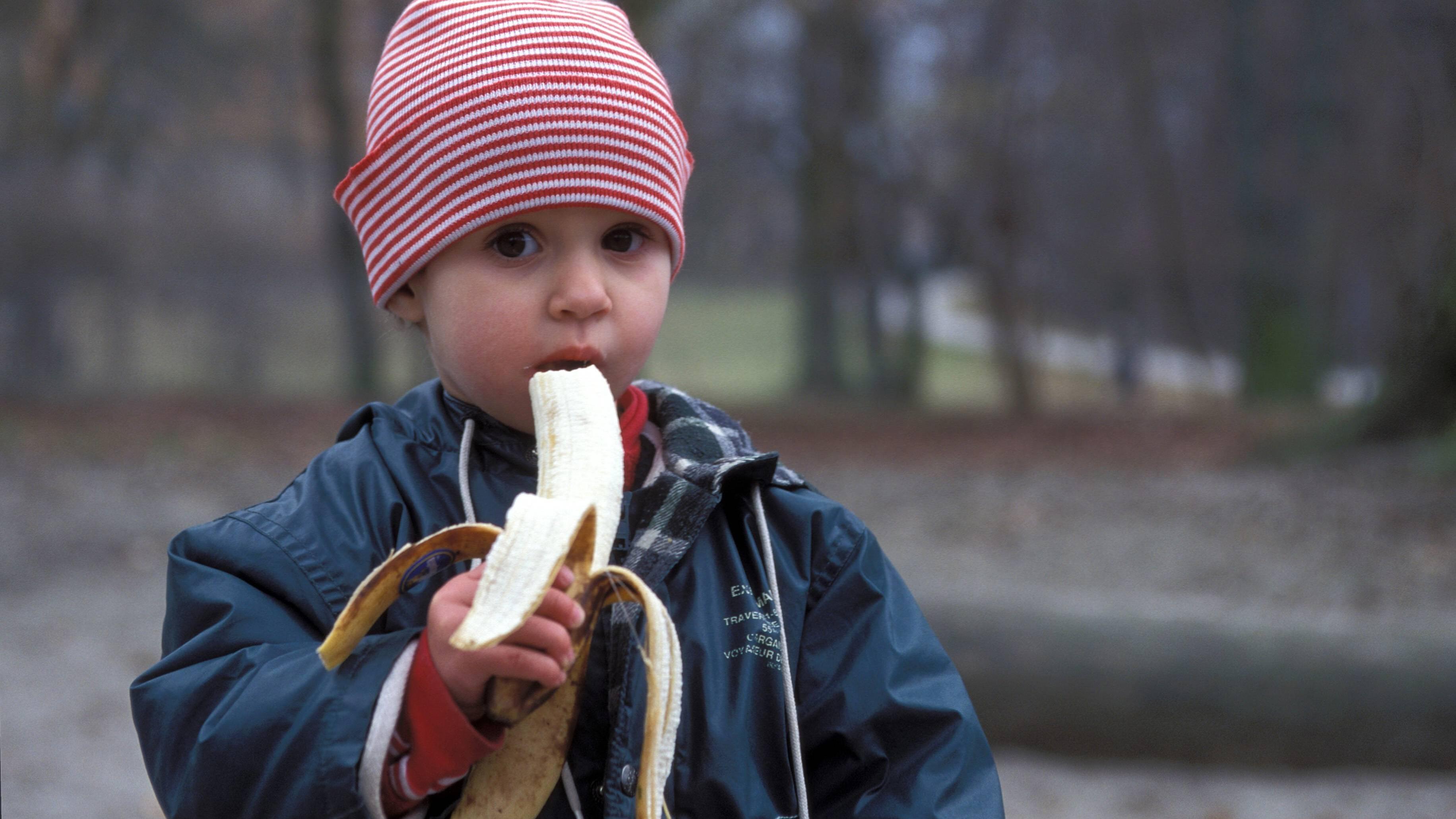 Kleinkind vegan ernähren: Das müssen Sie beachten