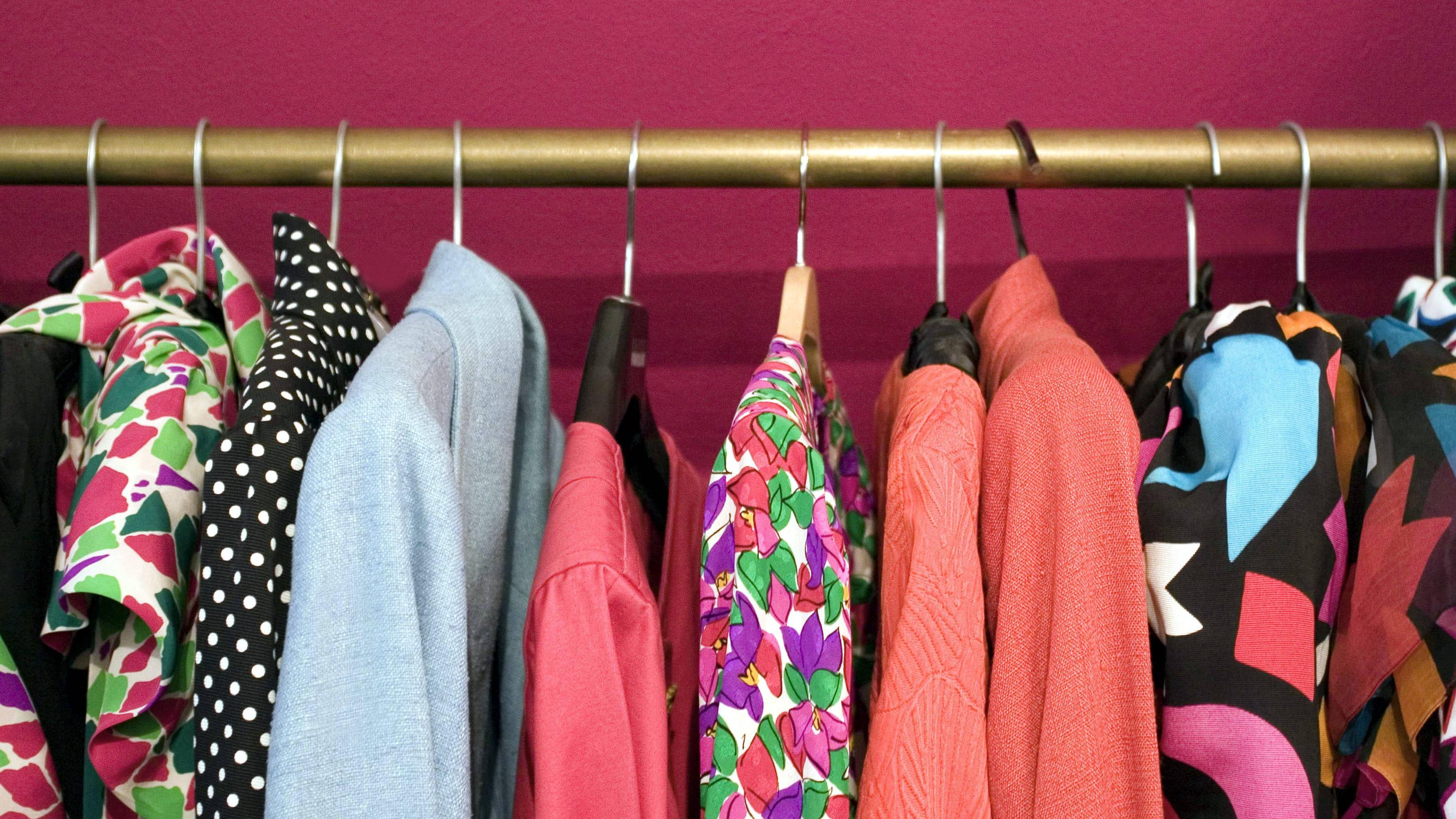 Kleiderstange selber machen: Eine DIY-Anleitung