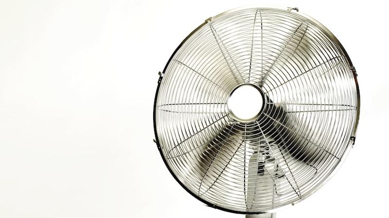 Hilft ein Ventilator bei Hitze?