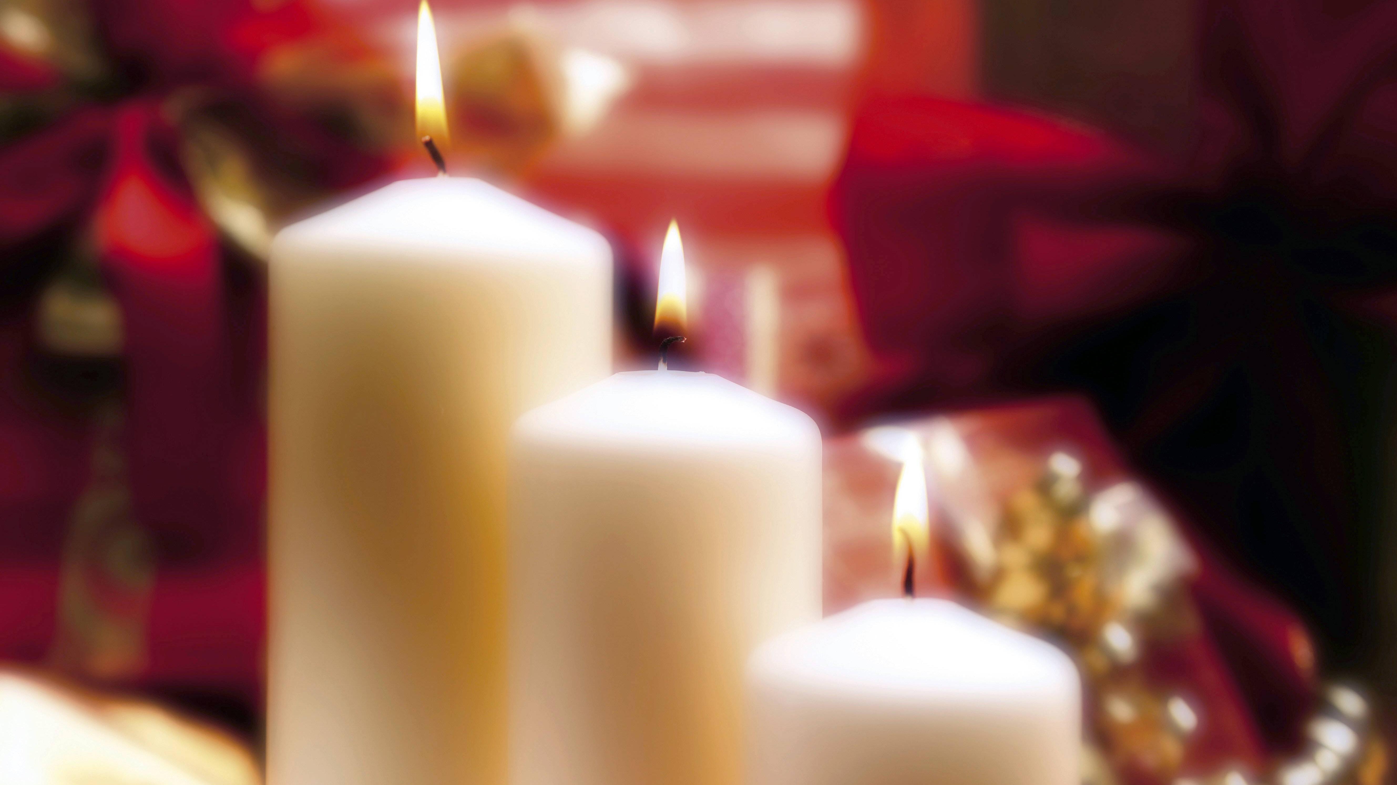Kerzenreste lassen sich ganz einfach verwerten.