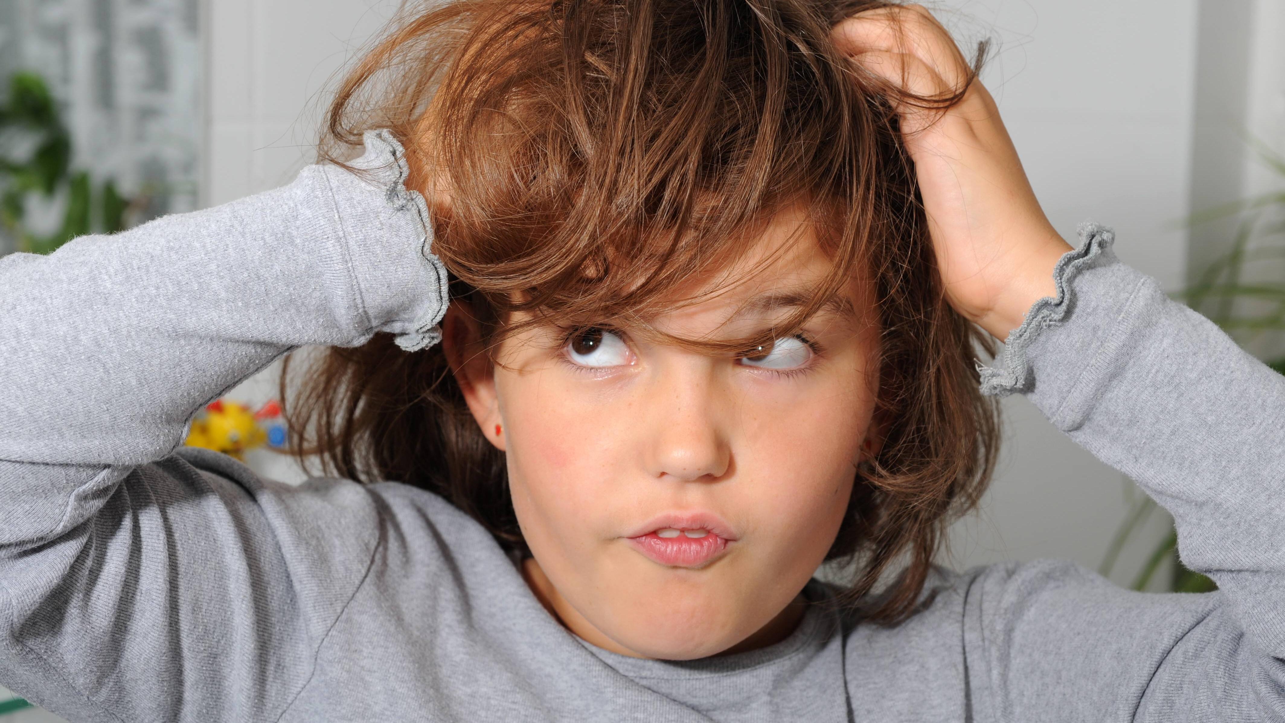 Empfindliche Kopfhaut: Was Sie dagegen tun können