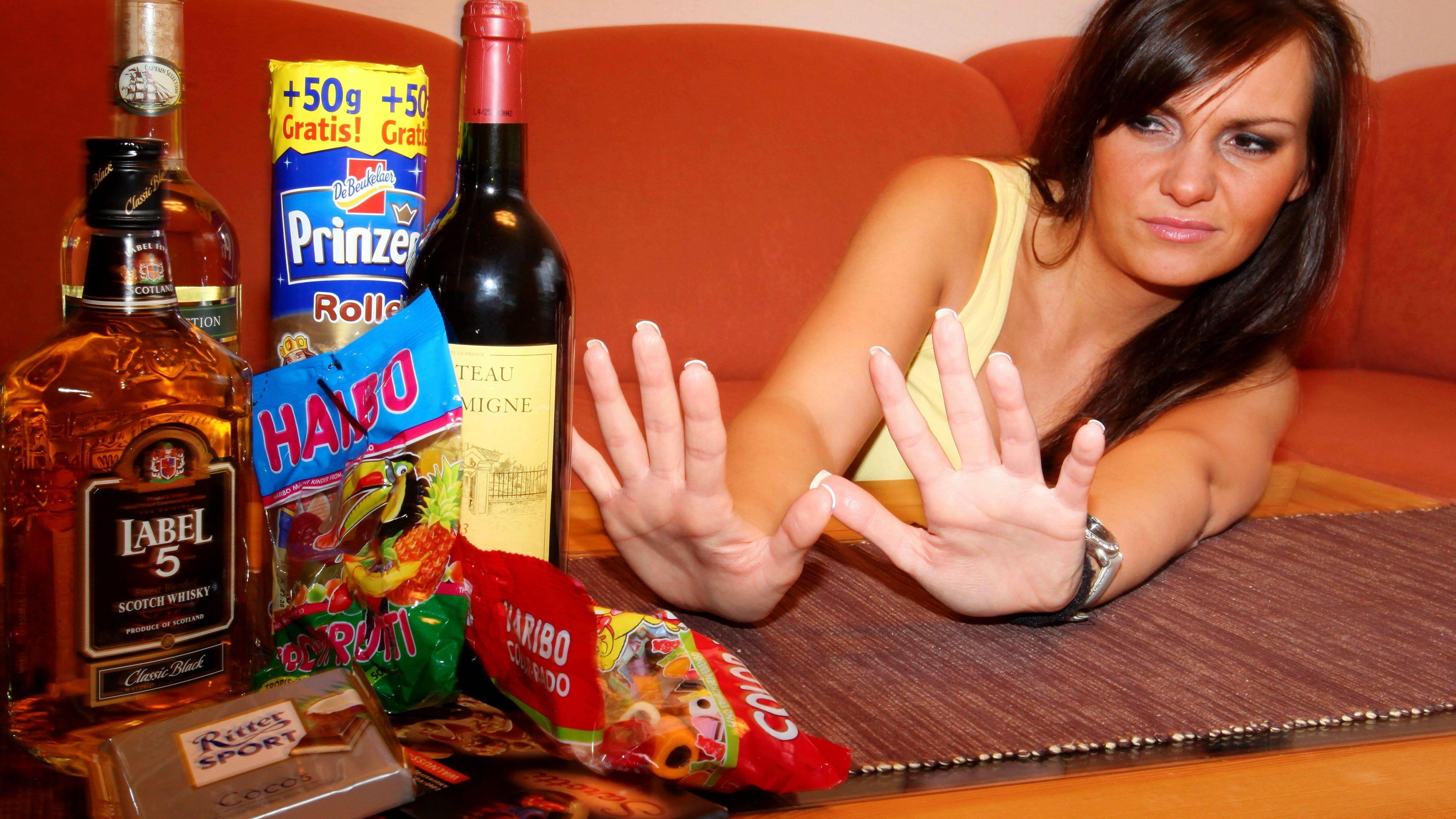 Alkohol während der Diät kann Ihre Erfolge schmälern.