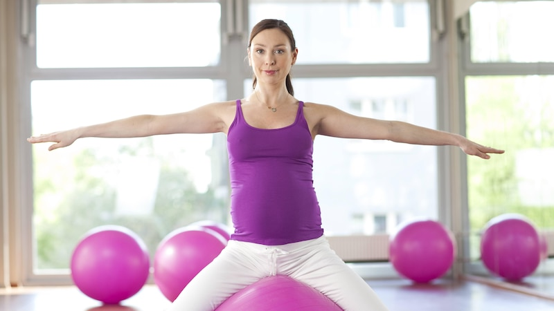 Gibt es Übungen, um den Muttermund zu öffnen? Einfach erklärt
