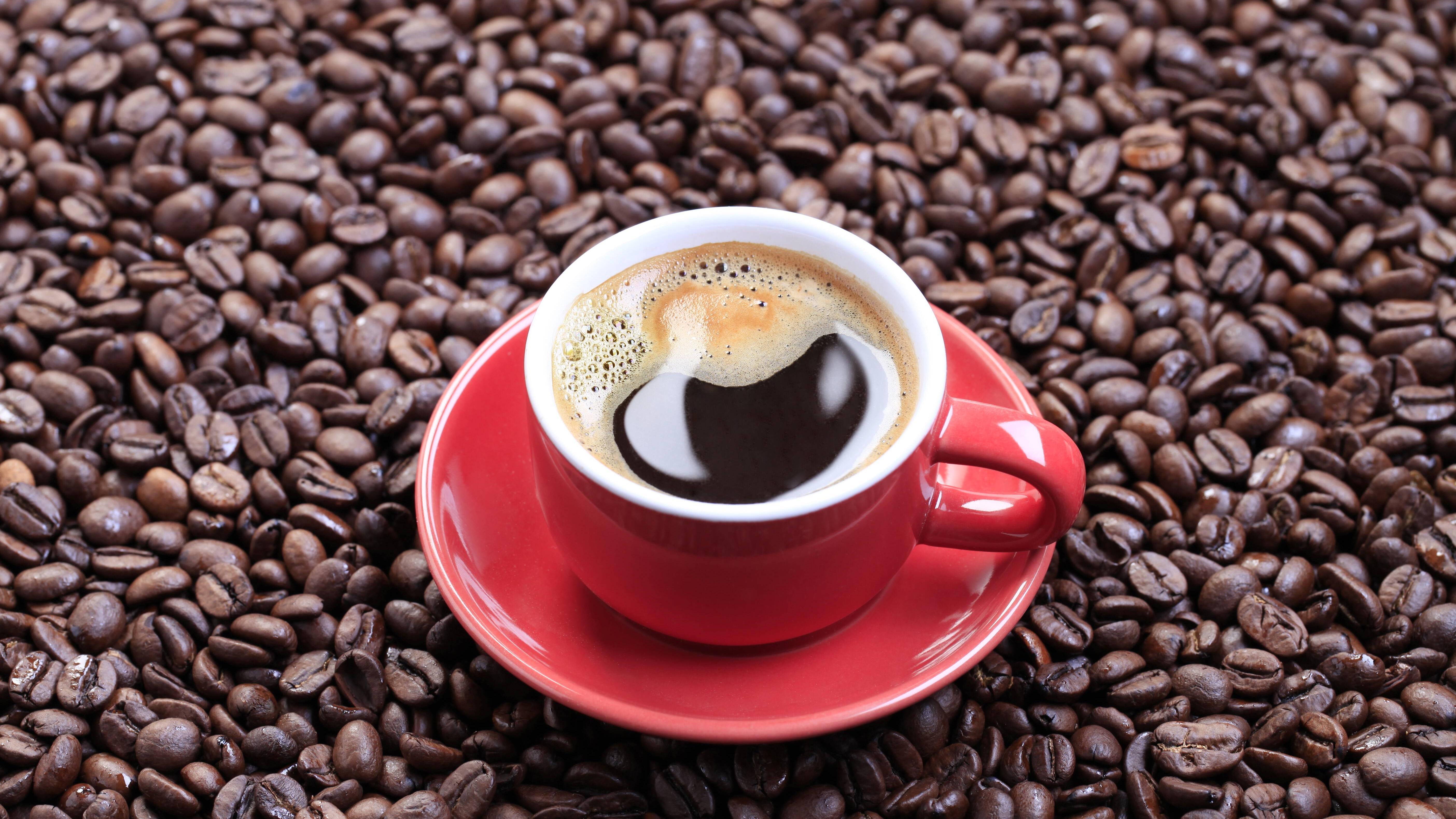 Kaffee basisch machen - so geht's
