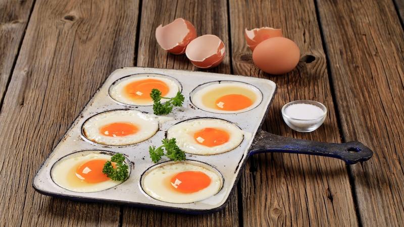 Eier verwerten: Die besten Ideen.