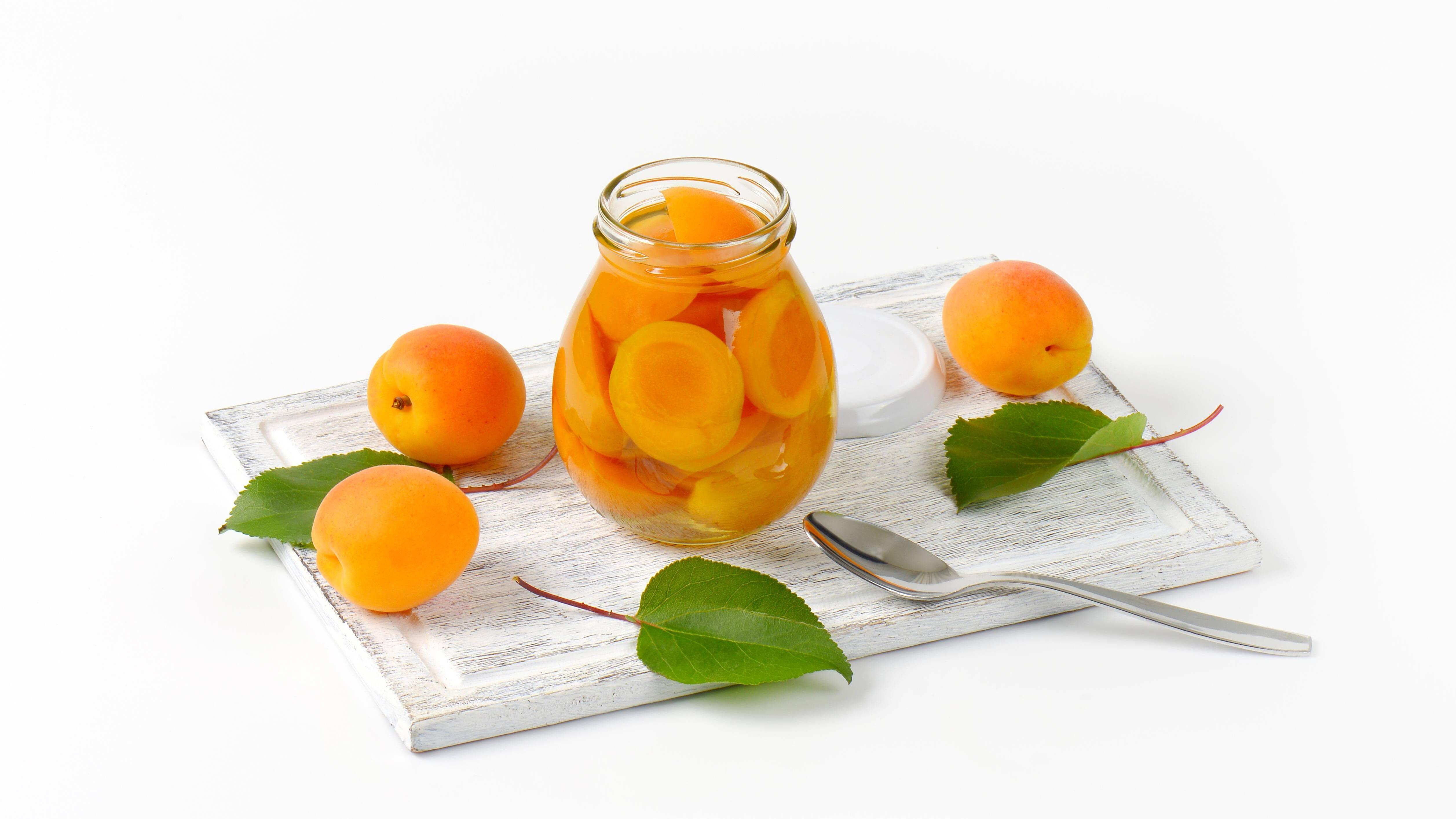 Aprikosen lagern Sie bei kühlen Temperaturen.