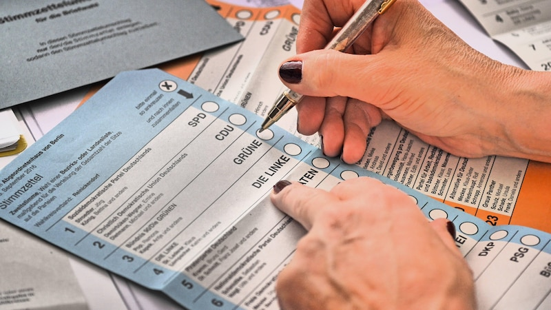 Briefwahlunterlagen nicht erhalten - das können Sie tun!