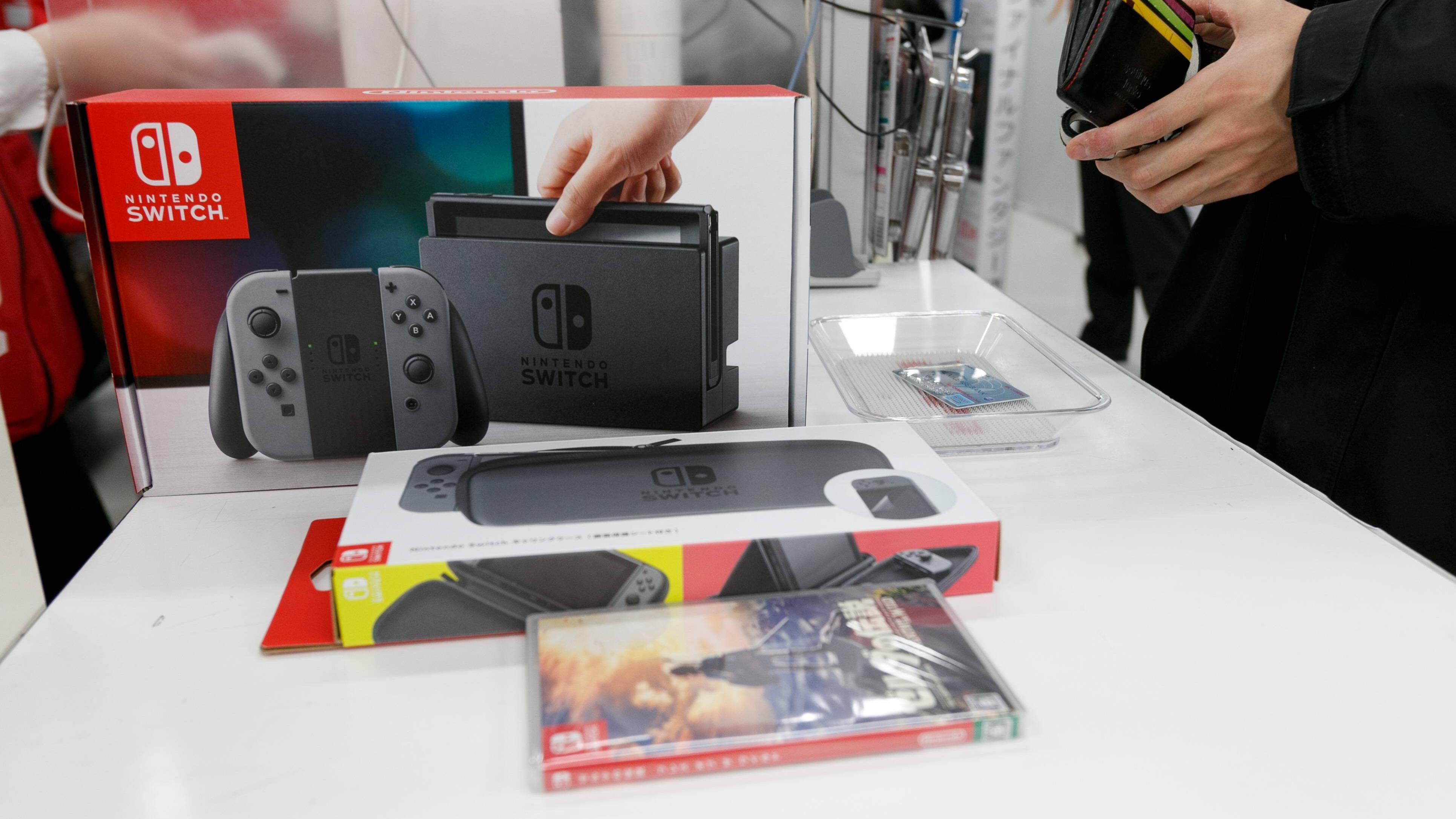 3DS-Spiele auf Nintendo Switch spielen: Geht das?
