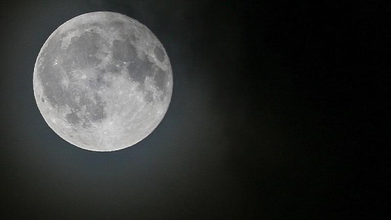 Ob der Mond wirklich Auswirkungen auf die Psyche hat, ist bisher nicht bewiesen worden.