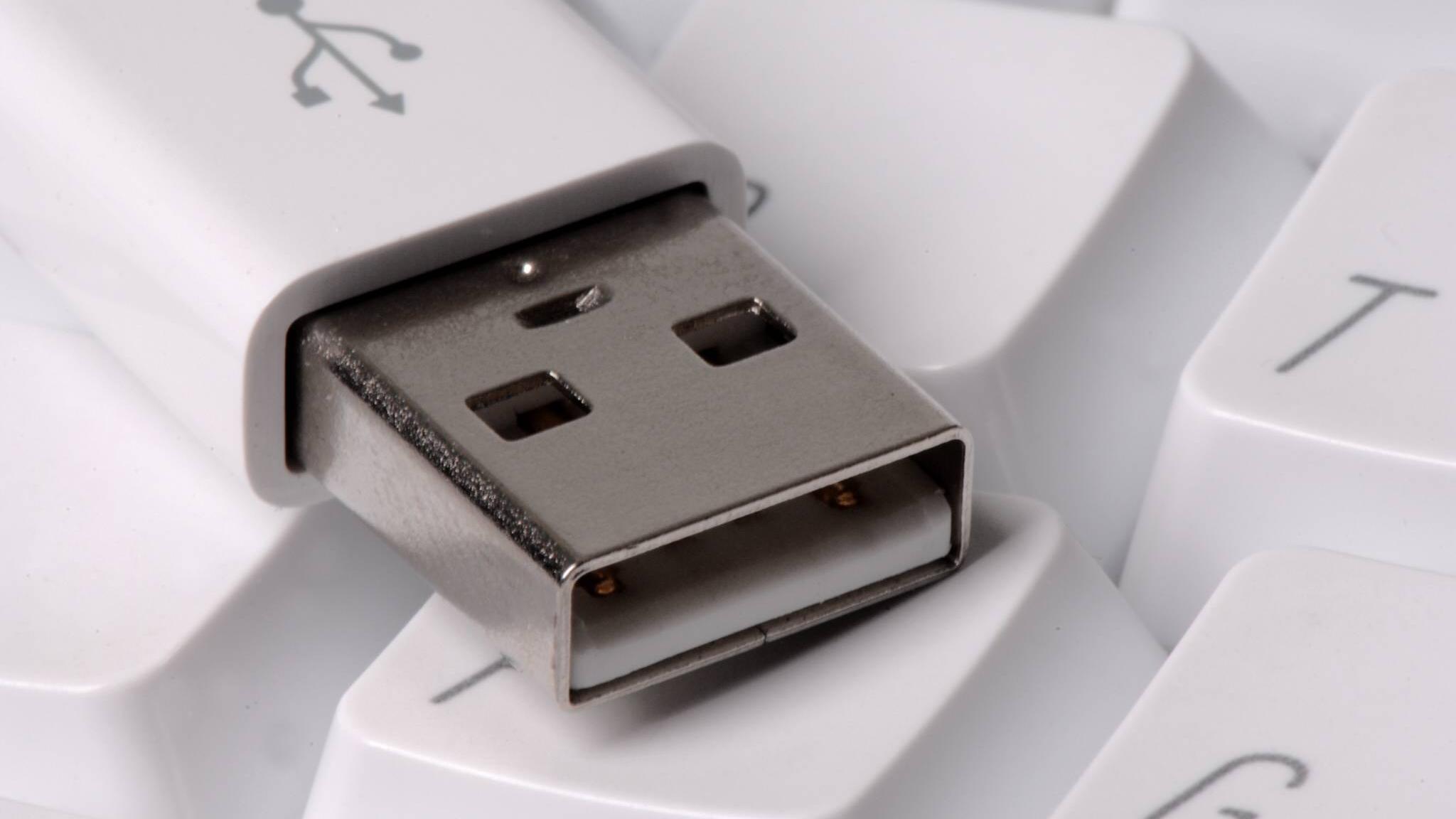 Windows 10 lässt sich auch via USB-Stick reparieren.