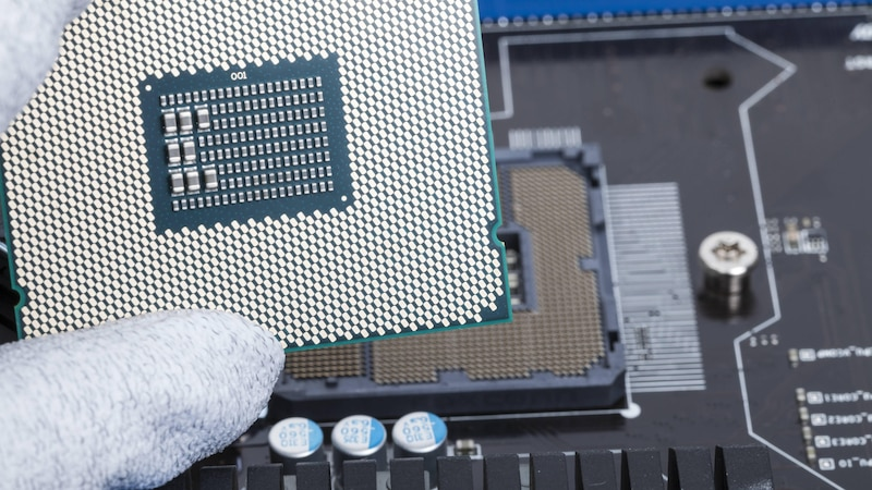 Beim Monero Mining kommt es auf die richtige Hardware an: Vor allem der Prozessor ist entscheidend.